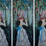 """Владимир Карташов """"Enchanted"""". Предоставлено: Галерея JART."""