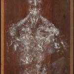 """Василий Ситников """"Автопортрет"""" 1982. Предоставлено: Московский музей современного искусства - ММОМА."""