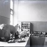 Аудитория МВЖК перед лекцией А. Ф. Котса подарвинизму. 1907. Предоставлено: Государственный Дарвиновский музей.