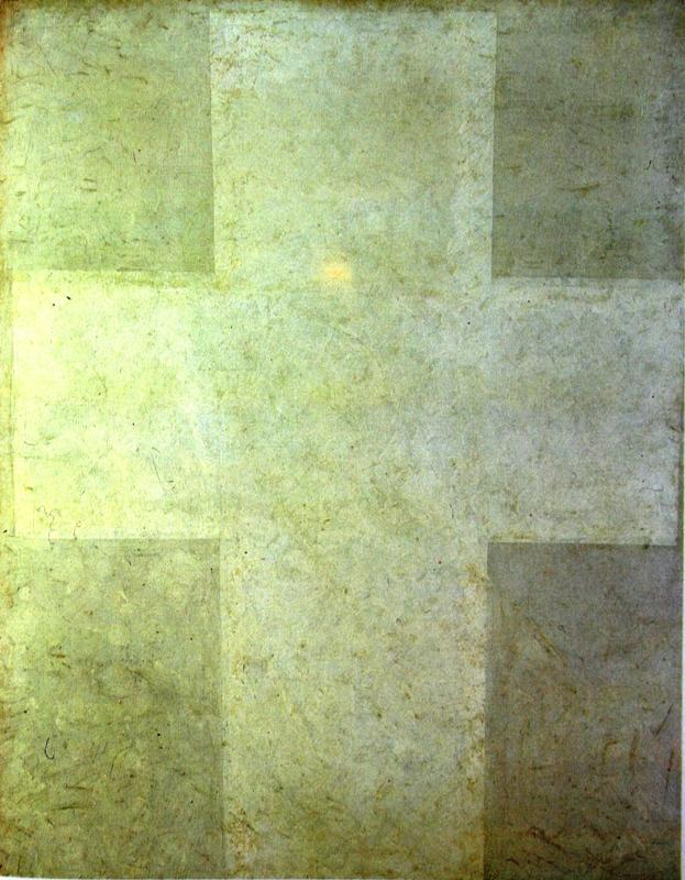 """112.  Малевич Казимир  """"Супрематизм""""  1921-1927  Холст, масло  88х68,5  Городской музей, Амстердам"""