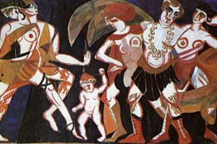 ЭКСТЕР Александра Александровна – Галерея произведений (124 изображения)