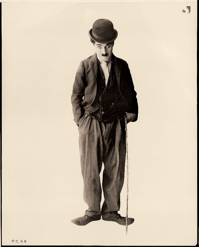 an introduction to the life of charles spencer chaplin Short bio on charlie chaplin his birth name was charles spencer chaplin he had a great career and life, dying on december 25.
