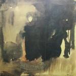 """72. Бакст Лев """"Иллюстрация к стихотворению А.А.Блока """"Незнакомка"""" 1907 Бумага, графитный карандаш, акварель 18,3х17,7 Государственная Третьяковская галерея"""