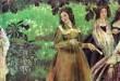БОРИСОВ-МУСАТОВ Виктор Эльпидифорович - Галерея произведений (95 изображений)