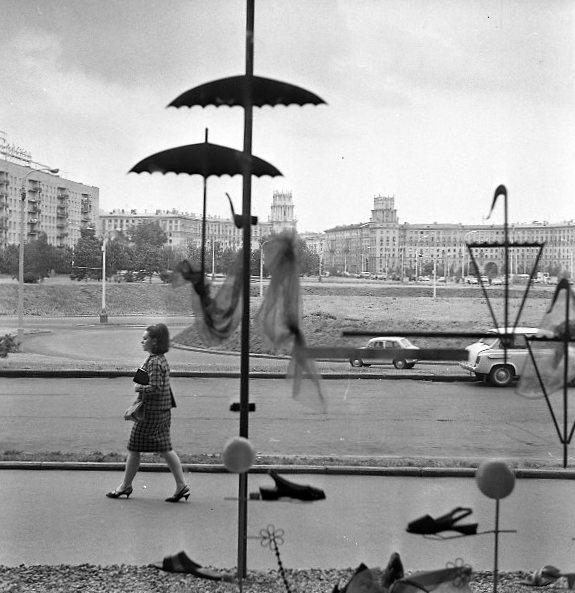 """Эрвин Волков """"Москва"""" 1960-е"""