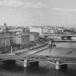 """Наум Грановский """"Три моста"""" 1960-е"""