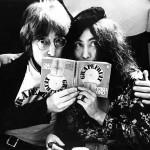 John Lennon, Yoko Ono, London, 1971