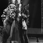 Mick Jagger and Keith Richards, The Rolling Stones, Cologne, 1976