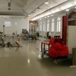 """Экспозиция выставки """"Протокультура и дизайн. Первый шаг к будущему музею"""""""