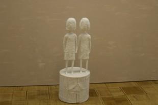 Егор Плотников. Фарватер диалектики – живопись-скульптура.