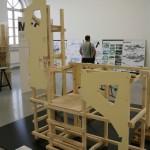 Жираф. Натуральная модель оборудования детской площадки - диплом П.Волченкова