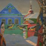 "Вадим Кулаков ""Синицы"" 2002"