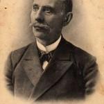 И.Гаспринский. Фотооткрытка. Конец 19 века.