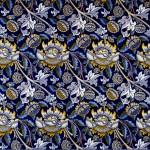 """Уильям Моррис """"Образец ткани для мебели"""""""