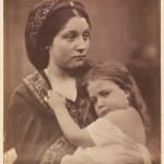 """Джулия Маргарет Кэмерон """"Сохраненное в сердце. Мадонна памяти"""" 1864"""