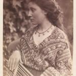 "Джулия Маргарет Кэмерон ""Сапфо"" 1865"
