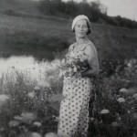 Вера Кизевальтер. 1934 г.
