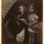 """Джулия Маргарет Кэмерон """"Пол и Вирджиния"""" 1864"""