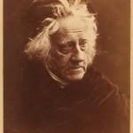 """Джулия Маргарет Кэмерон """"Гершель"""" 1867"""