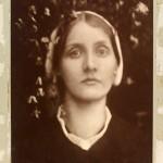 "Джулия Маргарет Кэмерон ""Миссис Эрбет Дакворс"" 1872"