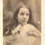 """Джулия Маргарет Кэмерон """"Шарлотта Норман"""" около 1865"""