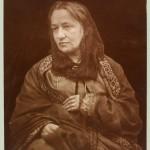 """Генри Гершель Гей Кэмерон """"Портрет Джулии Маргарет Кэмерон, сделанный ее сыном"""" 1870"""