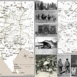 Маршрут экспедиции Николая Рериха