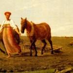 ВЕНЕЦИАНОВ Алексей Гаврилович – Галерея произведений (106 изображений)