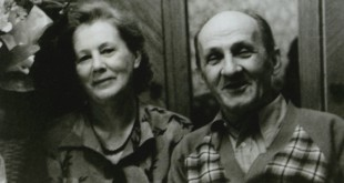 Виктор Тоот (1893-1963) и Вера Кизевальтер (1899-1982).