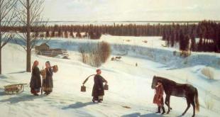 КРЫЛОВ Никифор Степанович – Галерея произведений (6 изображений)