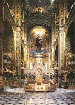 Алтарная часть Владимирского собора в Киеве