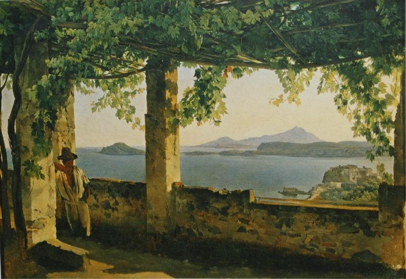 «vedi napoli e poi muori0bb художник, сильвестр щедрин, живопись, искусство, история, длиннопост