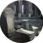 """Виталий Пушницкий """"Point of view 14"""" - Галерея Pop/pff/art в ЦСИ Винзавод – «Пушницкий. Точка зрения. Луны»"""