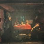 """61. Федотов Павел """"Анкор, еще анкор!"""" 1851-1852 Холст, масло 24,3х46 Государственная Третьяковская галерея"""
