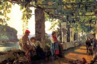ЩЕДРИН Сильвестр Феодосиевич – Галерея произведений (76 изображений)