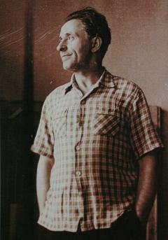 Абрам Моносзон. 1953 год.
