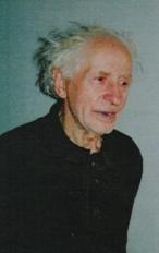 Абрам Моносзон. 2000 год.