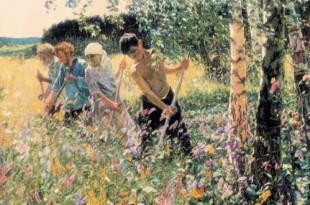 31 января (19 января по ст.стилю) 1893 года родился Аркадий Александрович Пластов