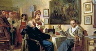 НЕВРЕВ Николай Васильевич – Галерея произведений (42 изображения)