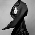 "Джан Паоло Барбьери ""Одри Хепберн вValentino"" Vogue Italia,Рим, 1969"