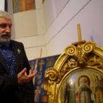 Владимир Абрамов и уникальная двойная икона из его собрания