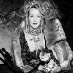 """Джан Паоло Барбьери """"Джерри Холл в Vivienne Westwood"""" 1997-1998"""