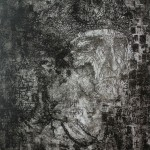 "Дмитрий Плавинский ""Старуха"" 1972"