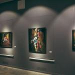 Выставка Моисея Фейгина в Галерее Artstory