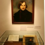 """Н.И.Поливанов с оригинала Ф.А.Моллера """"Портрет Н.В.Гоголя"""" 1854-1858 (вверху)"""