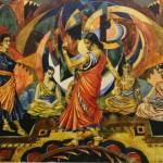 """Николай Русаков """"Танец"""" 1920-е"""