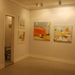 Выставка Алексея Ланцева в Галерее Роза Азора
