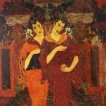 "Николай Русаков ""Храм любви"" 1910-е"