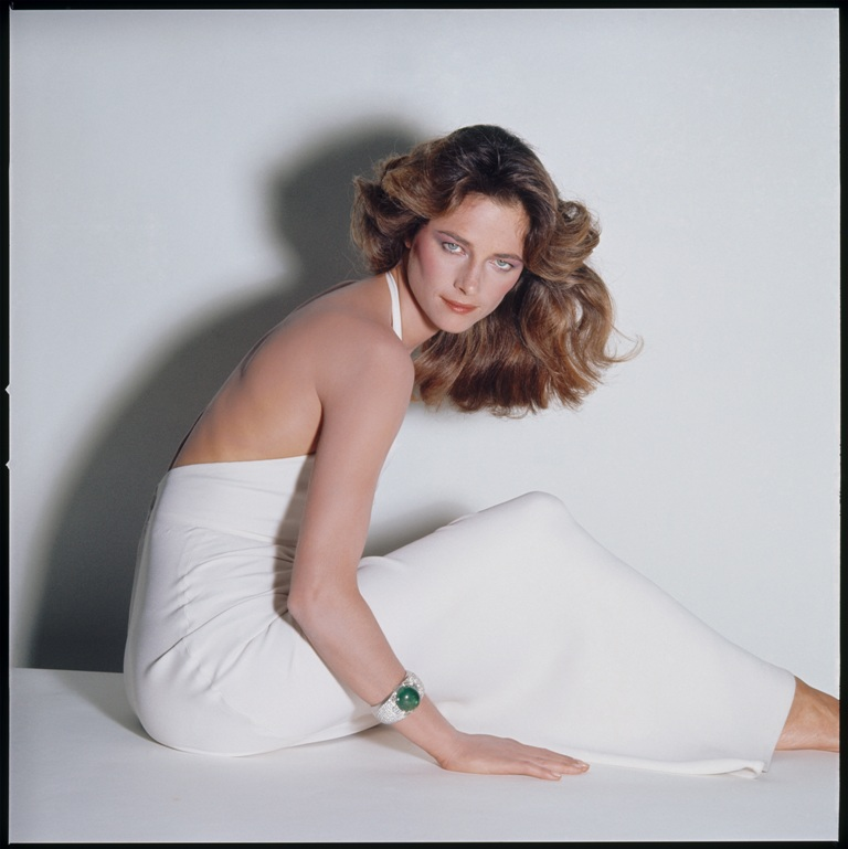 """Джан Паоло Барбьери """"Шарлотта Рэмплинг"""" Vogue America, 1974"""