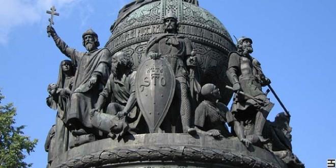 21 февраля (9 февраля по ст.стилю) 1835 года родился Михаил Осипович Микешин.